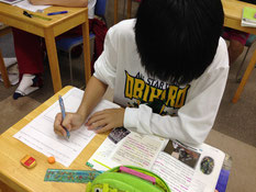 教科書5文型は毎日続けてます!