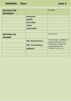 TRAINING - Seite 2