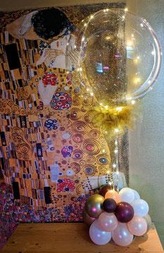Led ballons zur Dekoration
