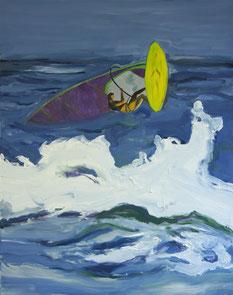 Surfer 3, 2014, 190 x 150 cm