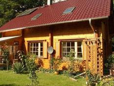 Holzhaus in Deutschland