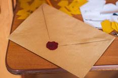 メッセージカードとラッピング無料