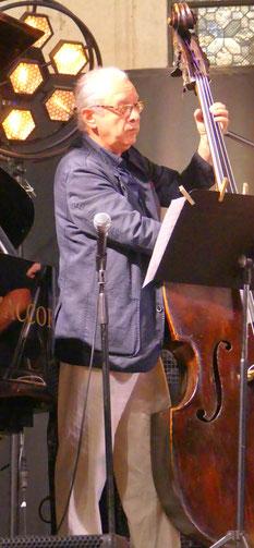 Musicien à l'image : Riccardo Del Fra