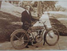 Harley-Davidson monocylindre