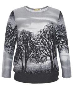 moderner Pullover in großen Größen