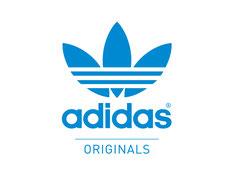 adidas originals ロゴ