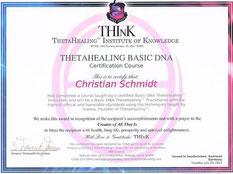 ThetaHealing bei Christian Schmidt aus Saarlouis