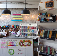 paper Break boutique val de marne creteil region parisienne papeterie spécialisée ecriture dessin couleur ateliers