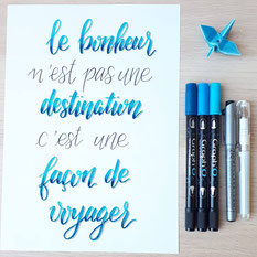 paper break boutique ateliers val de marne creteil papeterie creative DIY adultes atelier brush lettering perfectionnement