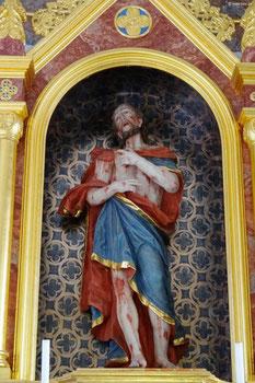 Schulterwunden-Christus-Kapelle, Mariä Himmelfahrt, Dorfen