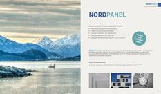 Faserzementplatte NORDPANEL Hoerma GmbH