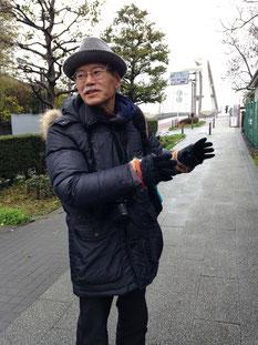 講師:横山伊徳氏