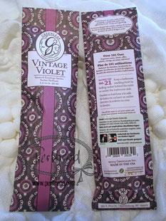 www.perltrend.com Duftsäckli Dekoration Home Düfte Vintage Violet