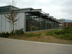 3-Feld-Sporthalle
