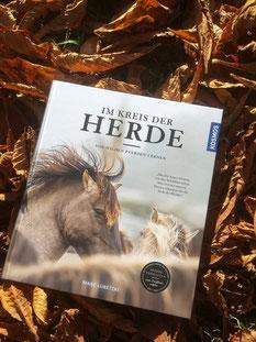 """Buchcover """"Im Kreis der Herde"""" von Marc Lubetzki"""