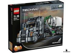 """Bei der Bestellung im Onlineshop der-Wegweiser erhalten Sie das Lego Paket 42078 Technic """"Mack Anthem""""."""