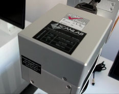barch laser, scanlab, laser head,