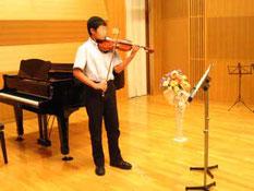 横浜市青葉区青葉台バイオリン・ビオラ教室画像