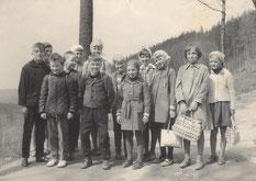 Bild: Teichler Schulklasse Reifland Ausflug