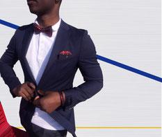 accessoires masculins jacquard, j-origines