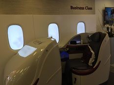 Business Class, Qatar Airways, sitzend, Asia for 2