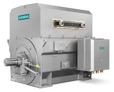 SIMOTICS HV M, schräg © Siemens AG 2020, Alle Rechte vorbehalten