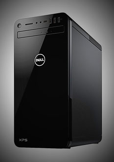 Gaming PC: Dell XPS 8930