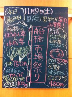 船橋 東武 八百屋 野菜 果物 フルーツ おすすめ お買い得