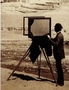 Mammut Plattenkamera