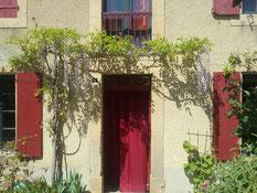 """Casa rural """"Au pied du figuier"""" cerca de Carcassonne y Limoux"""