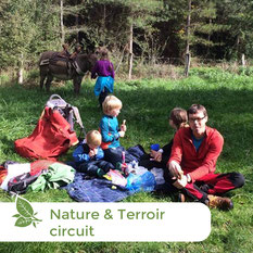Nature Loire Valley - Donkey treks - Overnight hikes - Nature and terroir circuit