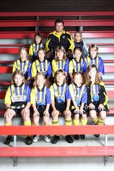 Juniorinnen E, Saison 2010/2011