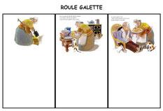 Roule galette laclassededelphines jimdo page - Personnages de roule galette ...