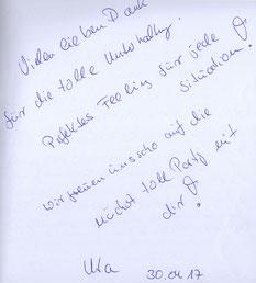 Ihr Geburtstags-DJ Tobi Haase als Empfehlung für Gifhorn. Perfektes Feeling und tolle Unterhaltung!