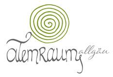 Logo, Atemraum Allgäu, Atemarbeit, Atembehandlungen, Einzelbehandlungen, Gruppen, Atemgruppen. Atemarbeit nach Herta Richter mit Eva-Maria Gehring, Atempädagogin, Allgäu, Burgberg