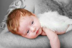 Neugeborene  - Fotostudio Hallbergmoos Iris Besemer
