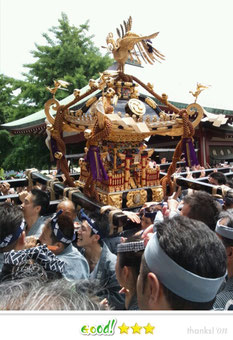seaさん:三社祭