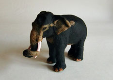 Modell aus Elefanten-Dung, Sri Lanka