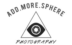 Logo Add.moresphere Photography