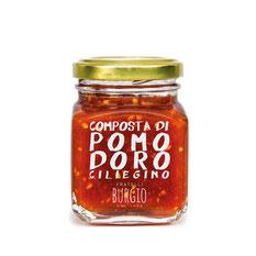 Marmelada de tomatito cherry en bote de 90gr (6,25€ und)