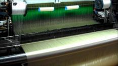Fabricación de Corbatas jacquard