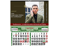 Presupesto calendarios de pared