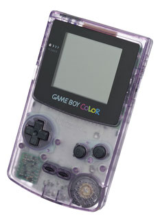 Nintendo Game Boy Color, 1998