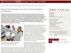 Texten Simone Giesler - Biotechnologie, Biologie, Technik, Medizin, Bioökonomie