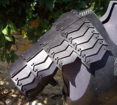 Spallière en lamelle Esprit Cuir Type1 et Type2