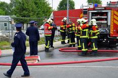 Bikd: Teichler Seeligstadt 790 Feuerwehr