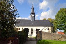 Bild: Teichler Seeligstadt Kleinwolmsdorf Kirche
