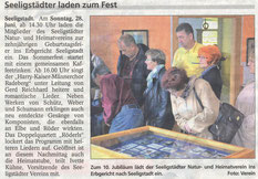 Bild: Teichler Seeligstadt Haeimatverein 2015