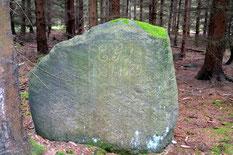 Bild: Tittmannstein Karswald Seeligstadt