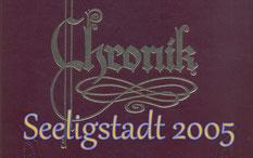Bild: Teichler Seeligstadt Chronik 2005